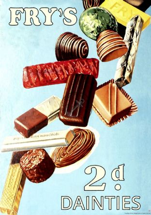 Frys Chocolates Advert
